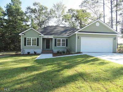 Statesboro Single Family Home For Sale: 129 Stillwater Dr #12