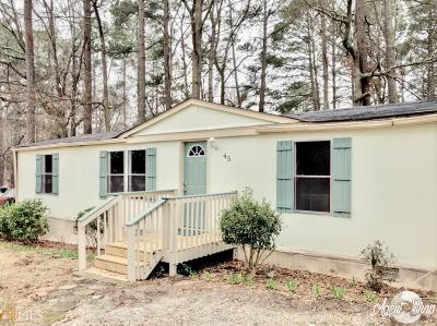 Oxford Single Family Home New: 45 Ashley Dr