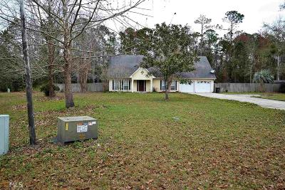 Kingsland GA Single Family Home New: $249,900