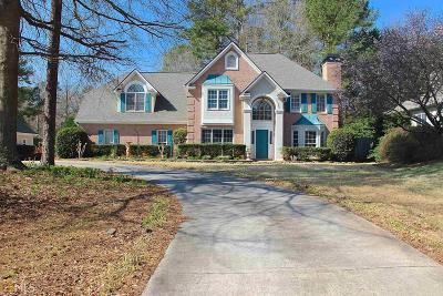 Peachtree City Single Family Home New: 105 Cadmium Ct