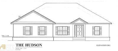 Statesboro Single Family Home For Sale: 308 Tranquil Bridge Ln #25