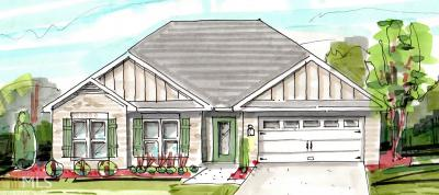 Statesboro Single Family Home For Sale: 112 Weatherstone Way #52