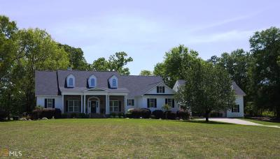 Statesboro Single Family Home New: 4500 Mallard Pond Rd