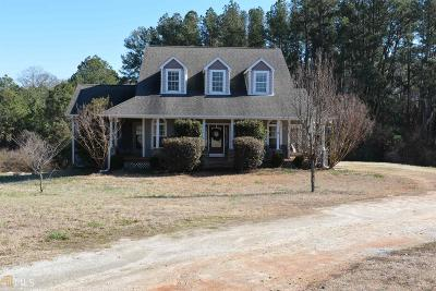 Elbert County, Franklin County, Hart County Single Family Home For Sale: 238 Omer Bond