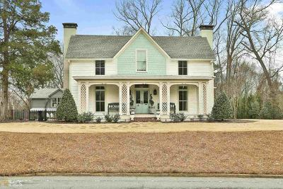 Coweta County Single Family Home For Sale: 225 Pylant St