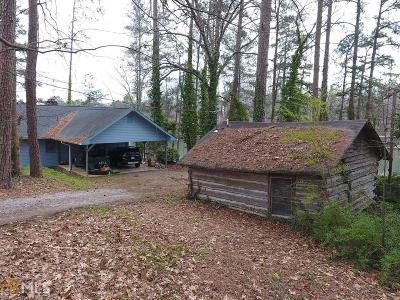 Cumming, Gainesville, Buford, Dawsonville Single Family Home New: 9235 Martin Ter