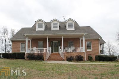 Elbert County, Franklin County, Hart County Single Family Home For Sale: 351 Green Branch Rd