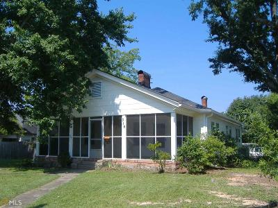Elbert County, Franklin County, Hart County Single Family Home For Sale: 316 S Oliver St