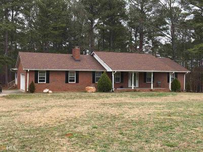 Henry County Single Family Home New: 1327 Turner Church