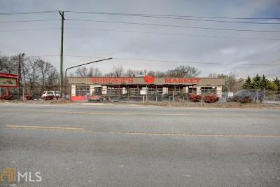 Marietta Commercial For Sale: 1395 Canton Rd #24 &