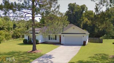 Statesboro Single Family Home New: 2402 Walden Way