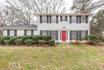 Marietta Single Family Home New: 3767 Due West Rd