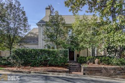 Sandy Springs Condo/Townhouse Under Contract: 9 Braemore Dr
