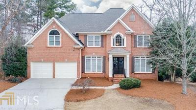 Suwanee Single Family Home For Sale: 670 Rosebury Ln