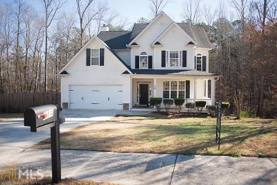 Douglasville Single Family Home New: 184 Chandler Ridge Dr