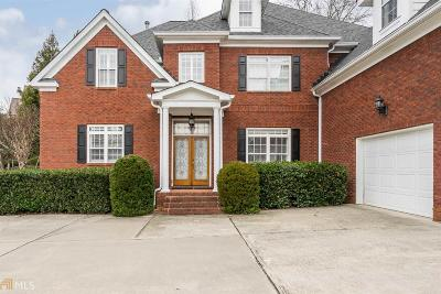 Fulton County Single Family Home For Sale: 580 Boulder Way