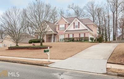 Henry County Single Family Home New: 102 Willow Hill Ln