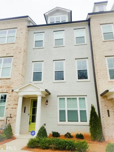Roswell Condo/Townhouse New: 10198 Windalier Way