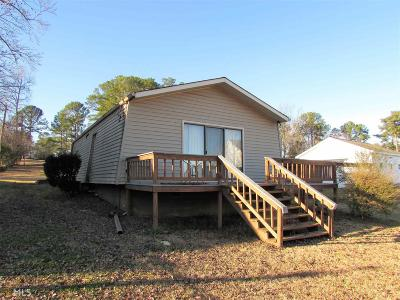 Haddock, Milledgeville, Sparta Single Family Home For Sale: 113 Sportsman Cir #B