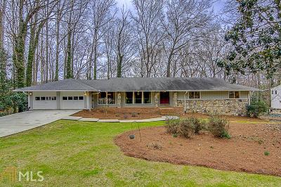 Peachtree City Single Family Home New: 10 Perthshire Dr