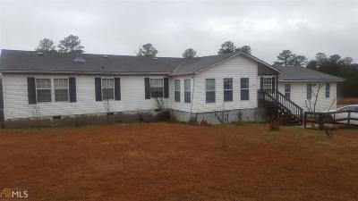 Buckhead, Eatonton, Milledgeville Single Family Home For Sale: 373 Old Copelan Rd