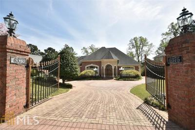 Buford  Single Family Home For Sale: 6375 Lakeview Dr