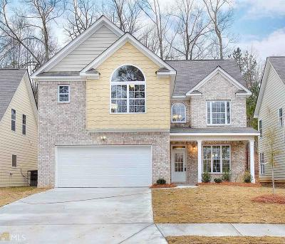 Ellenwood Single Family Home New: 2741 Bench Cir