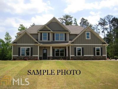 Carroll County Single Family Home New: 164 Grayson Myers Dr