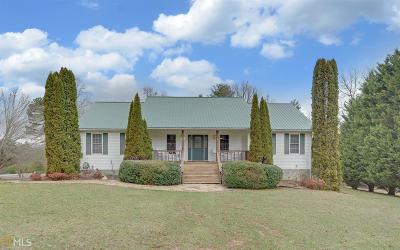 Blairsville Single Family Home New: 180 Lance Xing #1
