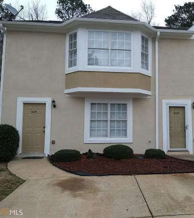Lithonia Single Family Home Under Contract: 3091 Fields Dr