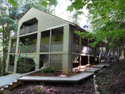 Sautee Nacoochee Single Family Home For Sale: 178 Lower Gap
