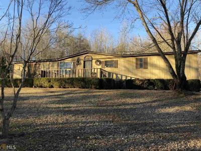 Cornelia Single Family Home Under Contract: 229 Freedom Ln