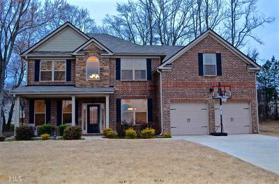 Henry County Single Family Home New: 204 Deodar Ln