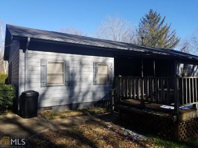 Gainesville Single Family Home New: 3122 Joe Chandler Rd