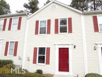DeKalb County Condo/Townhouse New: 3373 Spring Harbour Drive
