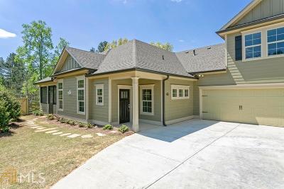 Acworth Condo/Townhouse For Sale: 70 Cedarcrest Village Ln