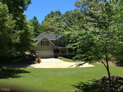 Dawson County, Forsyth County, Gwinnett County, Hall County, Lumpkin County Single Family Home New: 5262 Forest Cove Rd