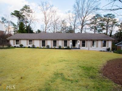 DeKalb County Single Family Home New: 1961 Starfire Dr