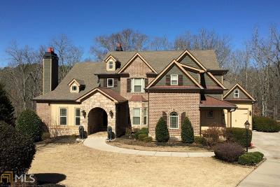 Coweta County Single Family Home For Sale: 405 Beaumont Farms Dr