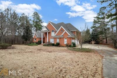 Coweta County Single Family Home For Sale: 120 Arbor Shores N