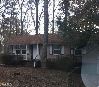 Jonesboro Single Family Home New: 8453 Gettysburg Ct