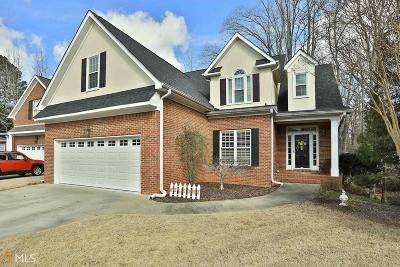 Peachtree City Single Family Home New: 115 Ashton Park