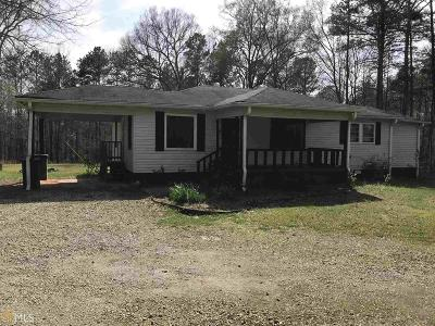 Fayette County Single Family Home New: 131 Hwy 85 Connector