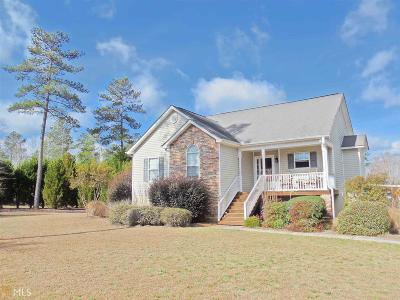 Griffin Single Family Home New: 1375 Patton Rd