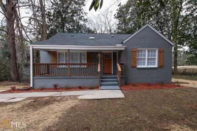 DeKalb County Single Family Home New: 1942 Camellia Drive