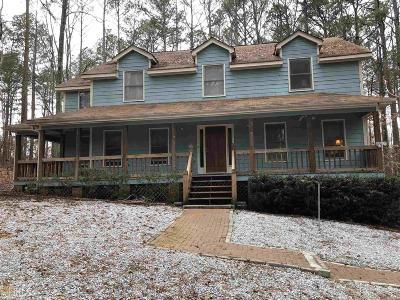 Snellville Single Family Home New: 3495 SE Lenora Church Rd
