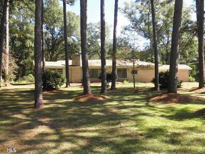 Statesboro Single Family Home New: 101 Aldred Hill