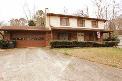Lilburn Single Family Home New: 3478 Runelle Pl