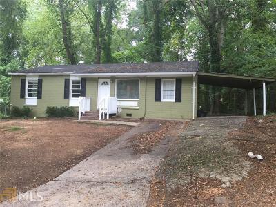 Fulton County Single Family Home New: 865 Sandy Creek