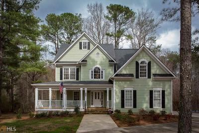 Peachtree City Single Family Home New: 325 Loring Lane